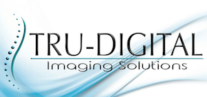 Digital xray logo