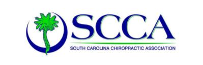 South Carolina Chiropractic Association -SCCA logo