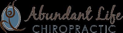 Abundant Life Chiropractic logo