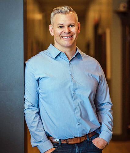 Chiropractor Kamloops, Dr. Rob Conroy