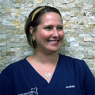 Midland Park Family Dentistry Dental Assistant, Melissa S.G.