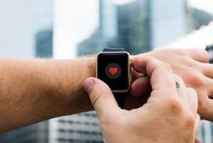 Heart health on smartwatch