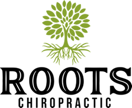 Roots Chiropractic logo - Home