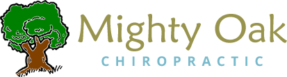 Mighty Oak Chiropractic logo