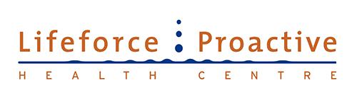 Lifeforce Proactive Health Centre logo