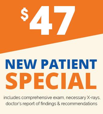 $47 New Patient Special
