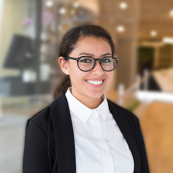 Portrait of Raquel Del-Cid, Dental Assistant, Thornbury