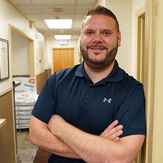 Chiropractor Hazleton, Dr. Scott Sacco