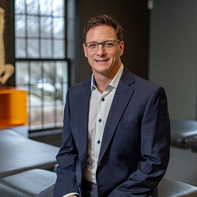Chiropractor Madison, Dr. John Mastrobattisto