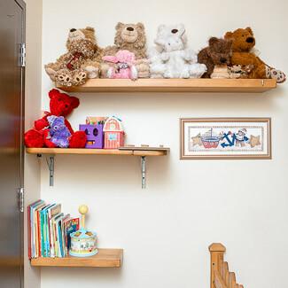 Un mur pour les enfants