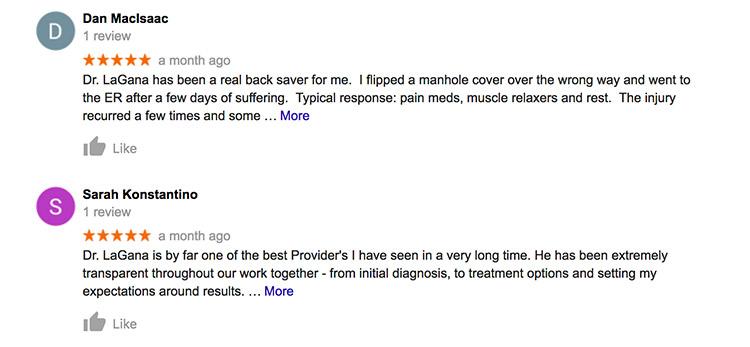 Recent reviews