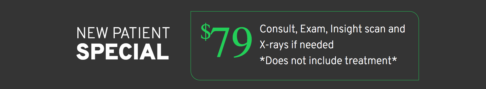 New Patients Just $79