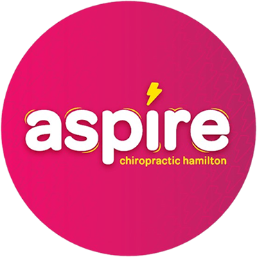 Aspire Chiropractic Hamilton logo - Home