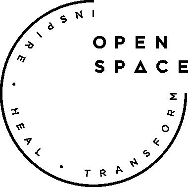 Open Space Healing logo - Home
