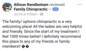 Allison R Review