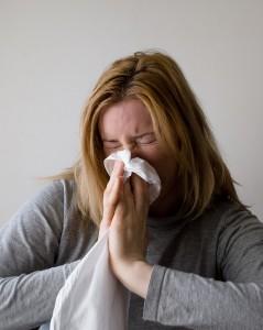 cold sneeze