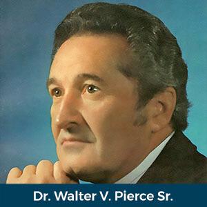 Dr. Walter Pierce Sr.