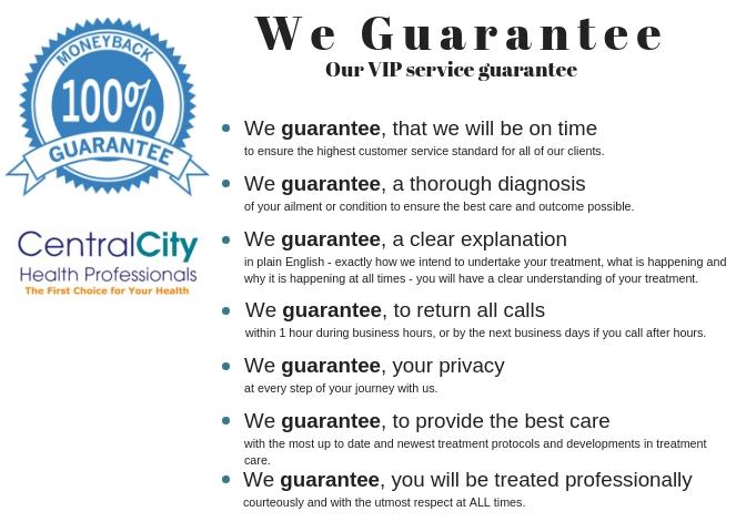 We guarantee Version 2 (2)