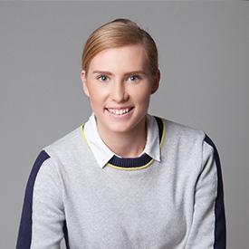 Chelsea Watkins- Oral Health Therapist