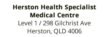 Herston Health Specialist