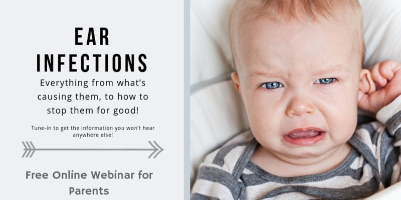 Online Parent Workshop: Ear Infections event information