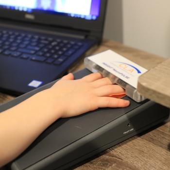child scanner