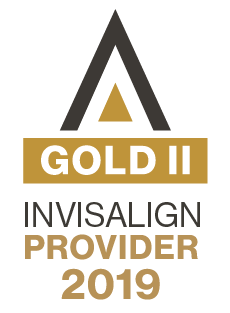 Invisalign Gold II Provider logo