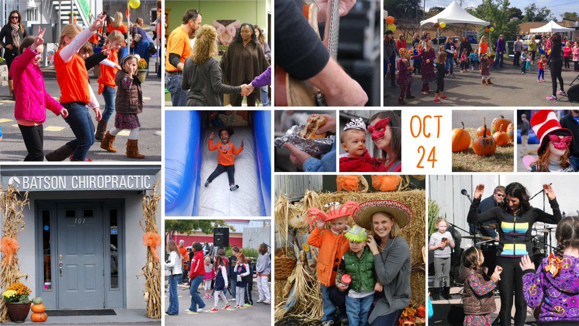 Donelson-Hermitage Community Fall Festival
