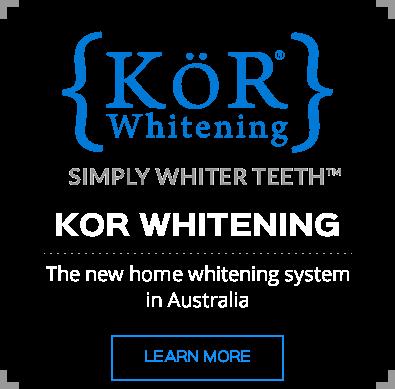 Kor Teeth Whitening banner