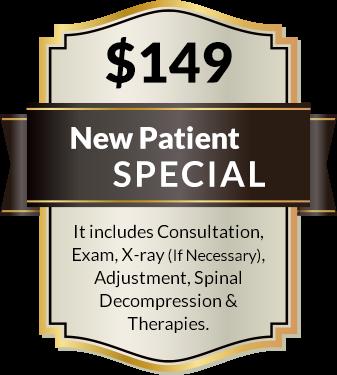 $149 New Patient Special