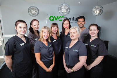 The team at QVC Dental Pty Ltd