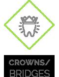 Crowns Bridges