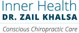 Inner Health, Dr. Zail Khalsa logo