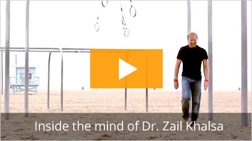 Inner Health, Dr. Zail Khalsa