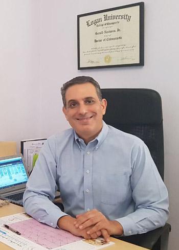 Gerry Nastasia Chiropractor Dubai