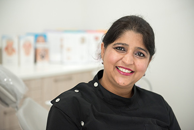 Dr Teena Bali Dentist