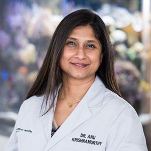 Dr. Anupama Krishnamurthy