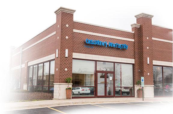 Exterior of Children's Dentistry Group, LLC