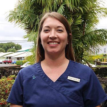 Dentist Hawaii, Heather Cantori