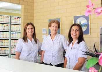 The Team at Forrest Road Medical Centre