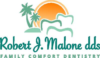 Robert J Malone, DDS logo - Home