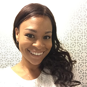 Simone Cornier, dental hygienist