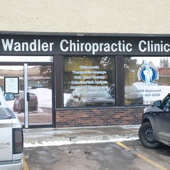 Wandler Chiropractic Clinic exterior
