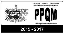 PPQM award logo