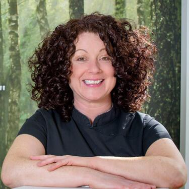 Massage Therapist, Teresa Cadle