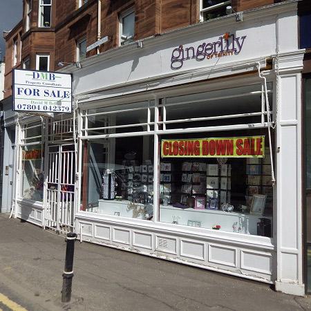 Trinity clinic storefront