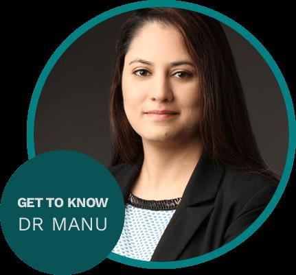 Dr Manu Kaur (Dentist)