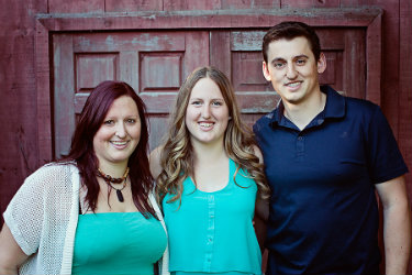 Dr. Cathy's three children