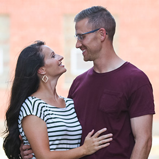 Chiropractor Lexington, Dr. Steve Scherr and his wife