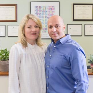 Chiropractors Marlborough, Dr. Allison & Dr. Joseph